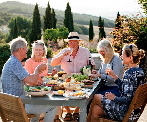 Итальянцы смогут выходить на пенсию на 5 лет раньше