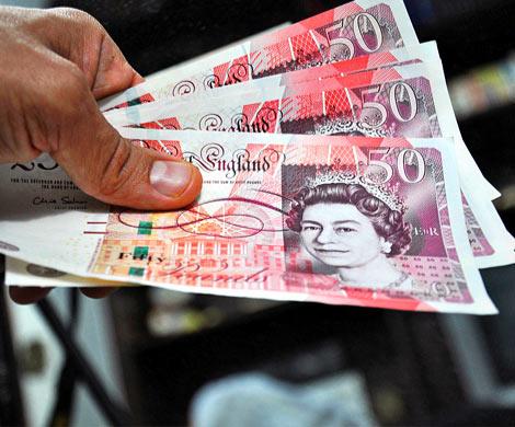 Годовая инфляция в Англии увеличилась до1,2% осенью
