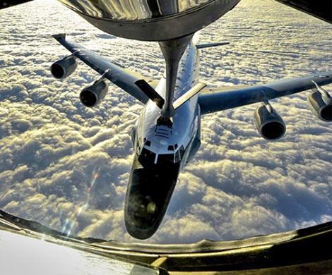 КМурманской области летит самолет-разведчик ВВС США