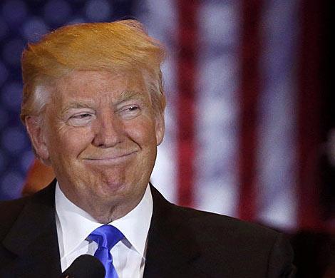 Дональд Трамп назначил министром здравоохранения США Тома Прайса
