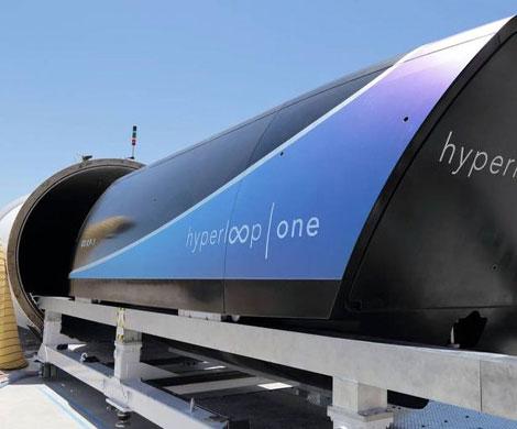 Капсула Hyperloop установила новый скоростной рекорд