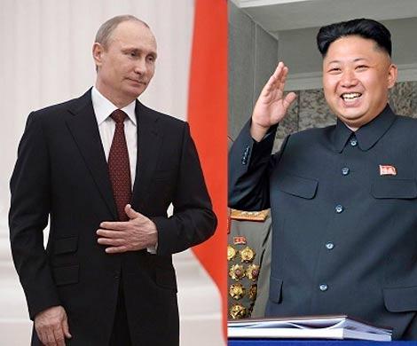 Ким Чен Ын встретится с Путиным на острове Русский