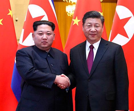 Китайские инвестиции по проекту «Пояс и Путь» – важная цель Ким Чен Ына