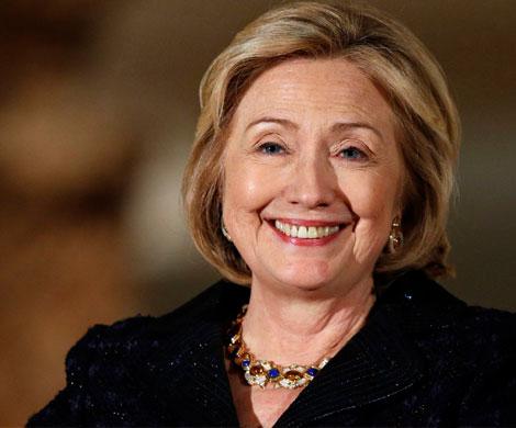 Клинтон готова к президентскому матчу-реваншу с Трампом