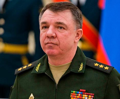Экс-командующий силами РФ вСирии возглавил ВВО