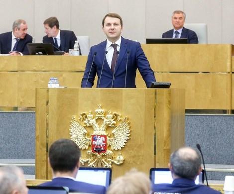 «Конфликт преемников Путина»: Володин резко раскритиковал доклад главы МЭР Орешкина в Госдуме