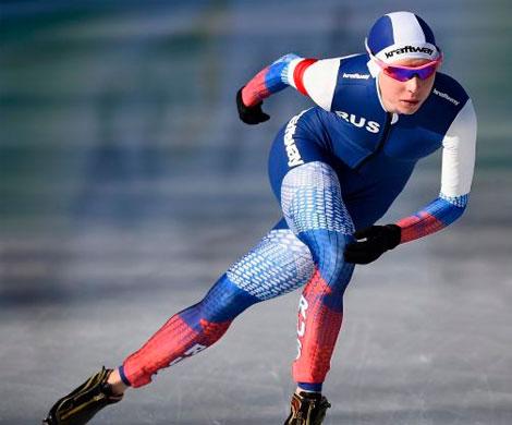 Конькобежцы – на коне, биатлонисты – на морозе