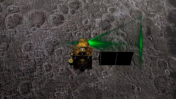 """Космическое ведомство Индии рассчитывает восстановить связь с """"Викрамом"""""""