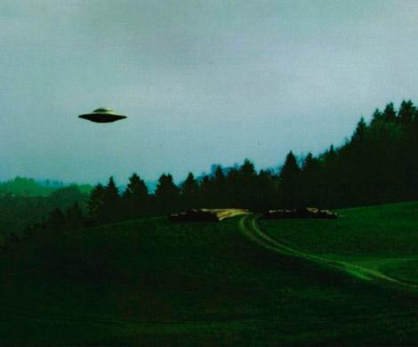 ВПензе свидетели зафиксировали вночном небе загадочный НЛО