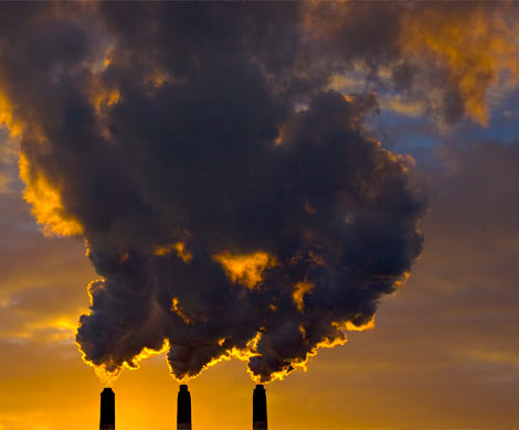 Министр экологииРФ займется «черным небом» Красноярска