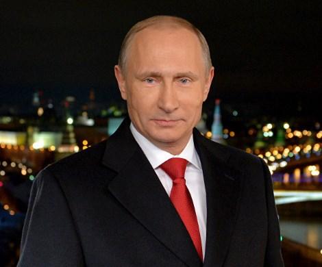 Крымский мост, волонтеры и ЧМ-2018: Путин выступил с предновогодним обращением