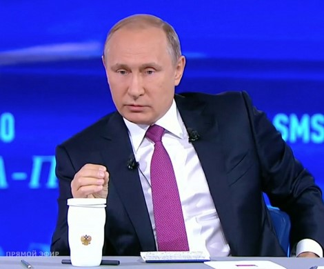 Кто кого обманул: прямая линия с Путиным обернулась скандалом