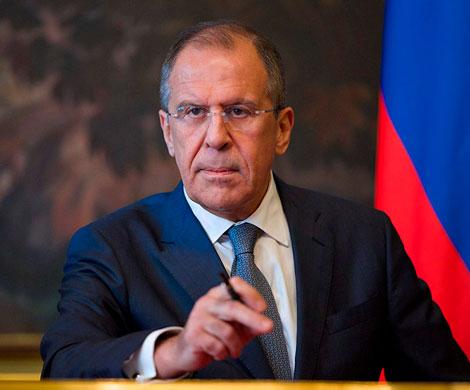 Лавров заявил о невозможности мгновенно решить проблему КНДР