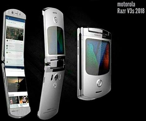 Motorola может вернуть мобильные телефоны RAZR