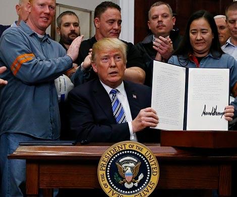 ЕСготов обсудить торговые стимулы для США, чтобы избежать торговой войны
