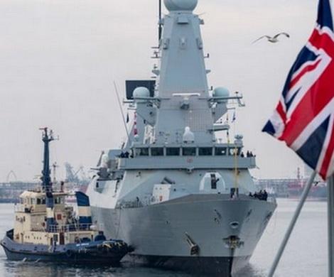 Лондон перебросит в Бахрейн группу военных