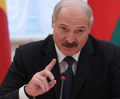 СССР развалился без стирального порошка— Лукашенко