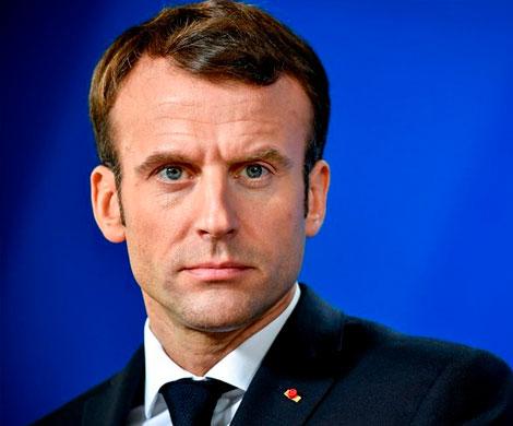 Макрону приходится сдерживать амбиции в отношении Евросоюза