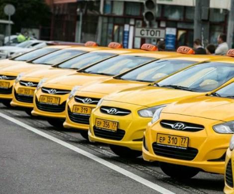 Места для «предпенсионеров»?: мигрантам запретят работать таксистами в России