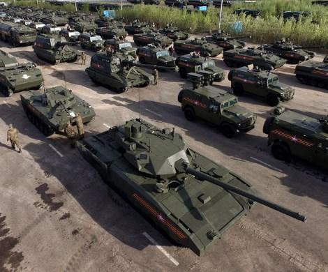 МИД РФ «раскрывает» карты: Россия готовится к войне с США
