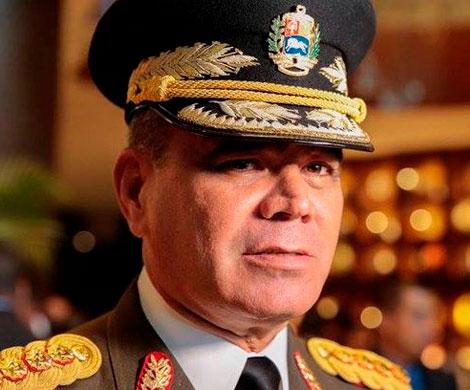 Министр обороны Венесуэлы: войска «готовы умереть» за Родину