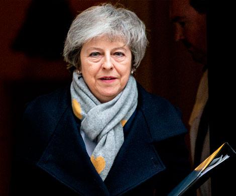 Министры Мэй не сомневаются в ее скорой отставке
