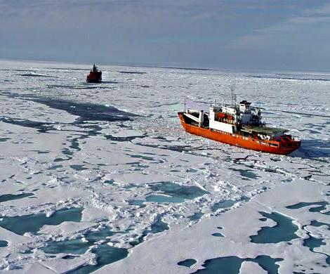 Минэкономики просит наразвитие Арктики 210 млрд.