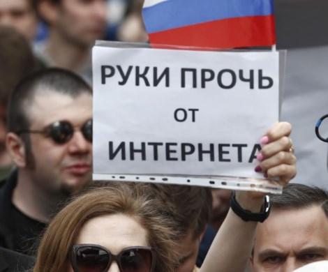 Митингуйте в Интернете: в Госдуме предложили россиянам протестовать, не выходя на улицы
