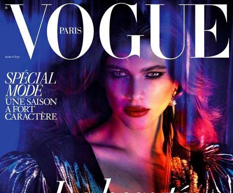 Модель-трансгендер впервый раз украсила обложку журнала Vogue