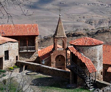 «Крестовый поход» на монастырь в Азербайджане