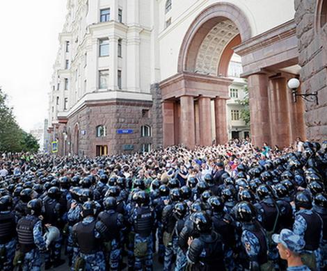 Московские выборы перешли в горячую фазу