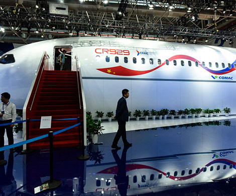 Москва и Пекин создадут самолет-конкурент Boeing 777
