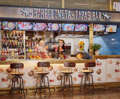 Москва: магия утра - завтраки в тапас-баре Barceloneta