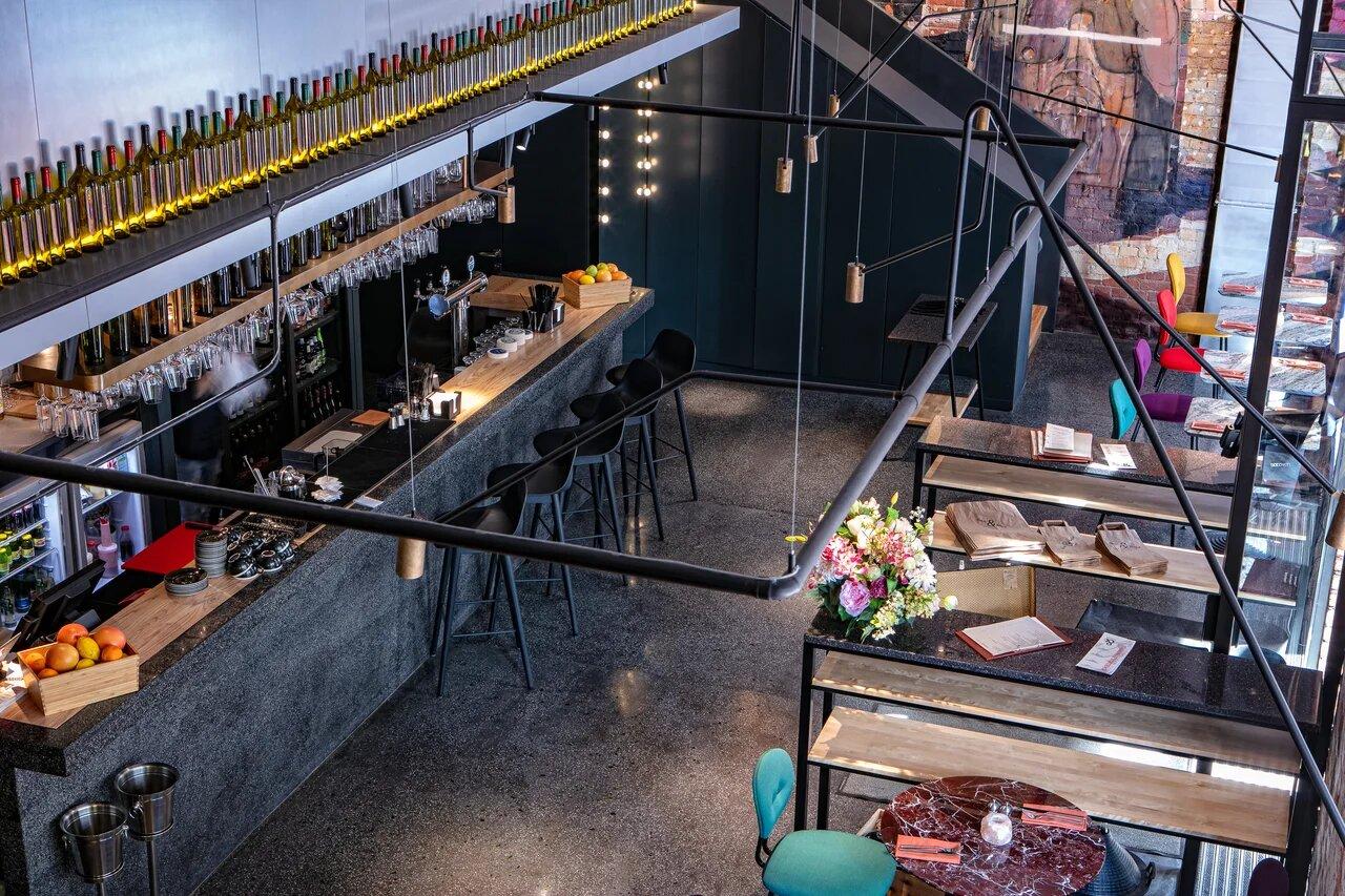 Москва: Salt&Soul — новый ресторанный проект в Китай-городе