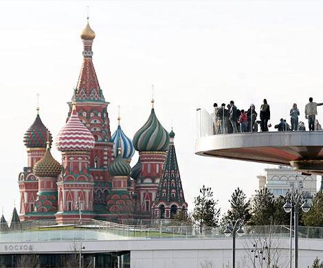 Москва вошла в десятку самых посещаемых столиц мира