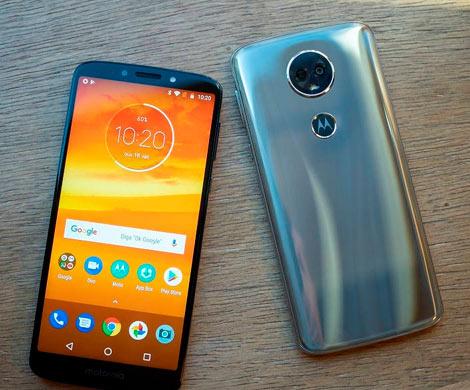 Motorola готовит к выпуску бюджетный смартфон