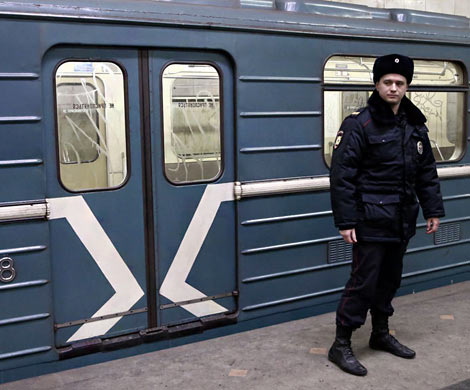 Мужчина сножом напал напассажира вмосковском метро