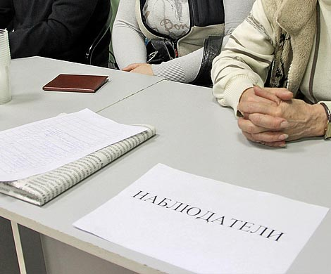ЦИК обещает нейтрализовывать наблюдателей научастках
