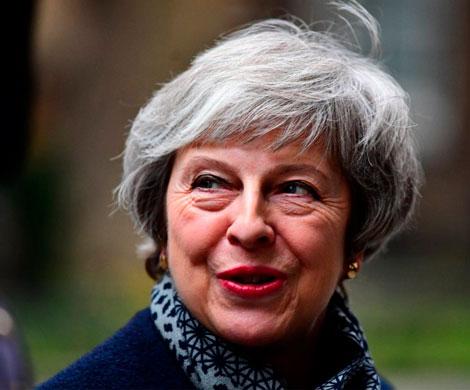 Мэй готова искать с лейбористами компромиссный вариант Brexit