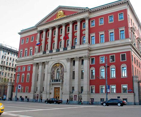 Московские власти добиваются права облагать штрафом заряд правонарушений