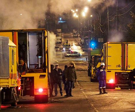 После трагедии 600 тыс. жителей столицы испытывают проблемы сотоплением