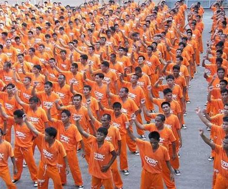 НаФилиппинах поменьшей мере 10 заключенных погибли при попытке побега
