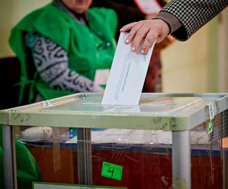 На президентских выборах в Грузии назначен второй тур