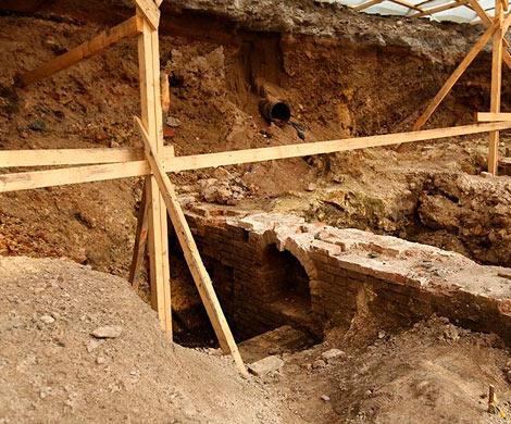 На Северо-Востоке столицы археологи проводят исследования