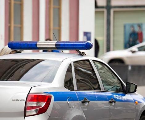 Мужчина при задержании отбивался отполицейских зонтом игантелью