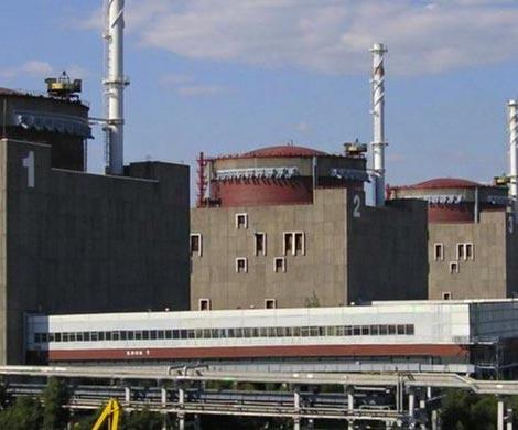 2-ой энергоблок Запорожской АЭС отключили отэнергосети