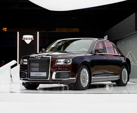Начало продаж автомобилей Aurus откладывается