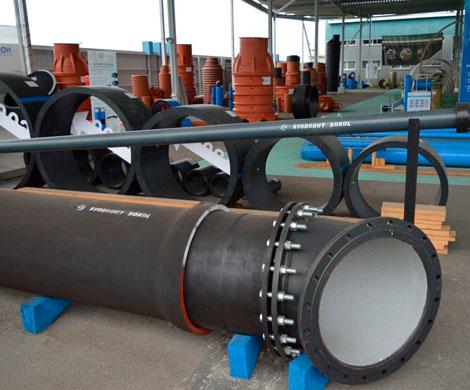 Начата работа по обязательной сертификации водопроводных труб