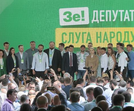 Налетай, позеленело! Кто победил на выборах в Раду?