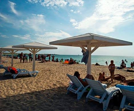 Названа средняя стоимость летнего отдыха в Крыму
